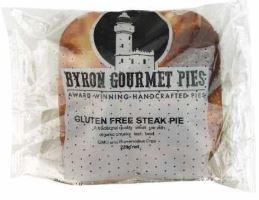 GF Organic Steak (220g) - Bryon Bay Pies
