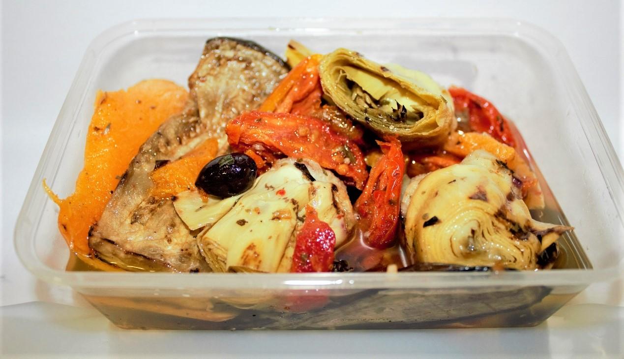 Mixed Antipasto & Olives' 500gm