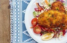 Chicken Breast Schnitzel PANKO Crumb 250g