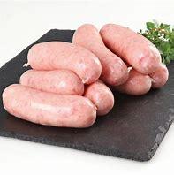 Thick Pork Sausages
