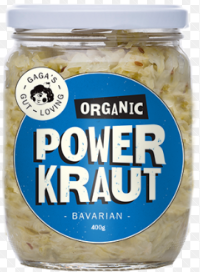 Bavarian (400g) - Power Kraut